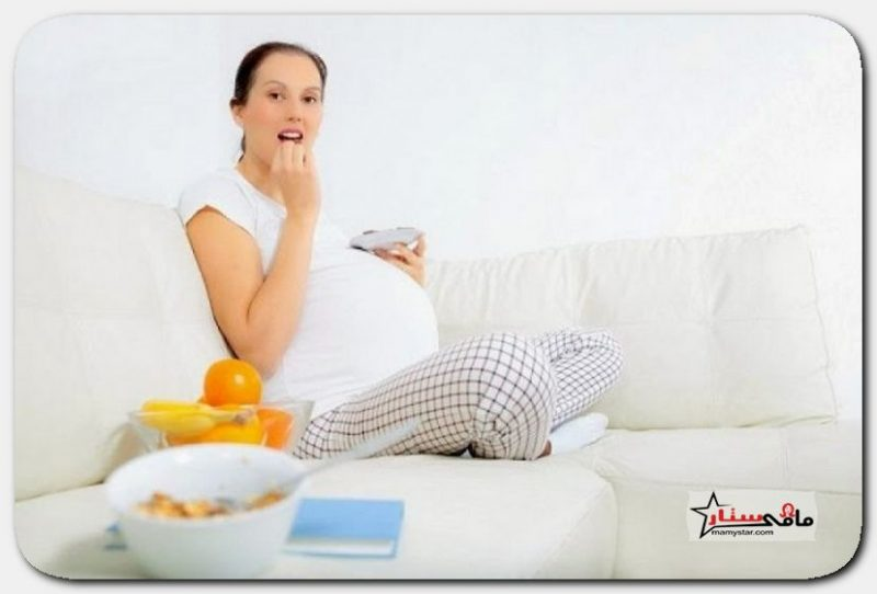 الاكل الصحي للحامل