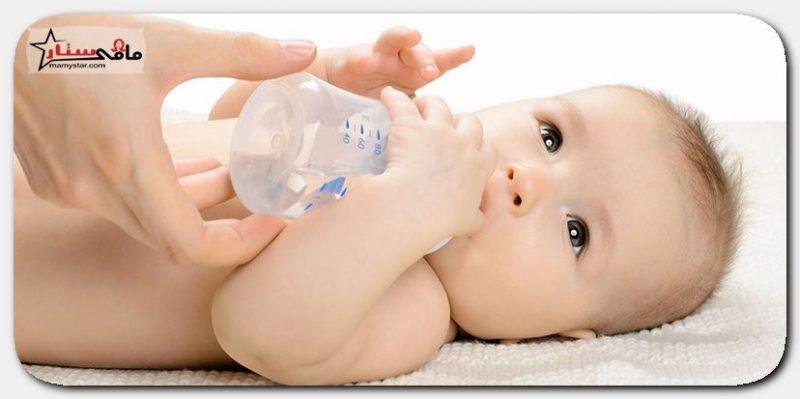 انواع الجفاف عند الاطفال