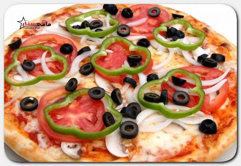 طريقة صلصة البيتزا