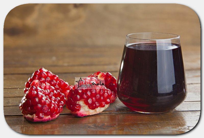 pomegranate juice benefits
