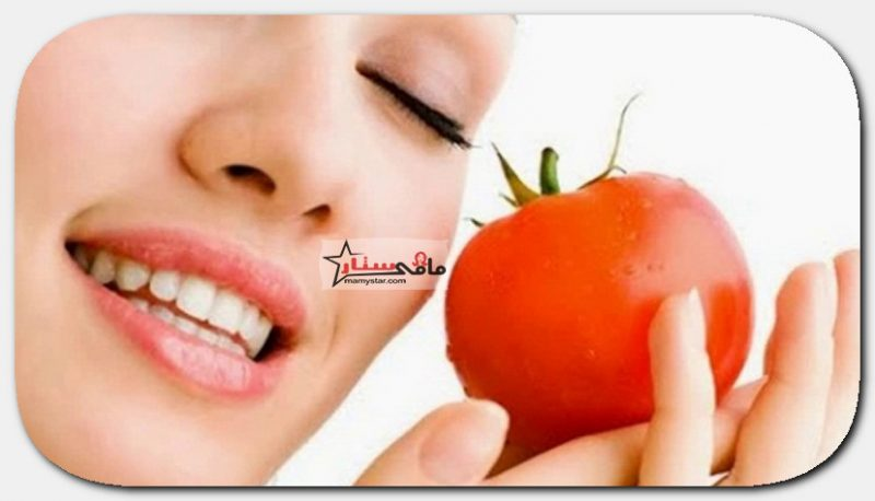 tomato mask for acne