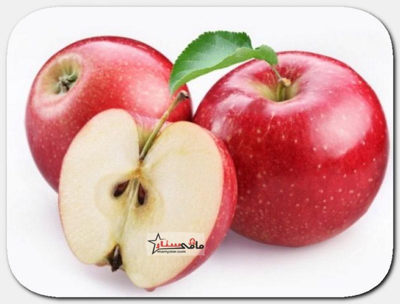 طريقة تخزين التفاح الاحمر