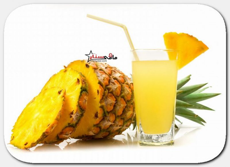 pineapple juice for skin