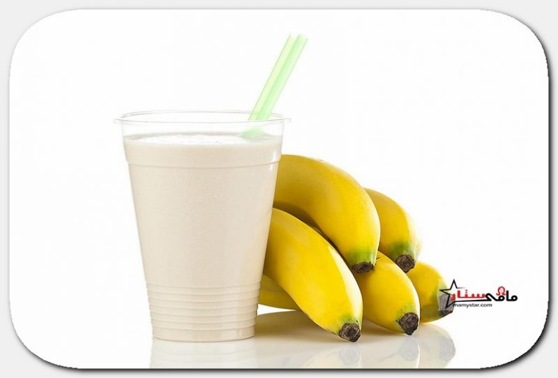banana and milk diet