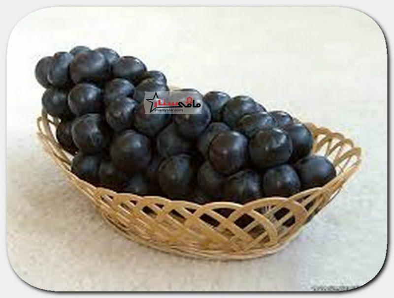 black grapes for hair
