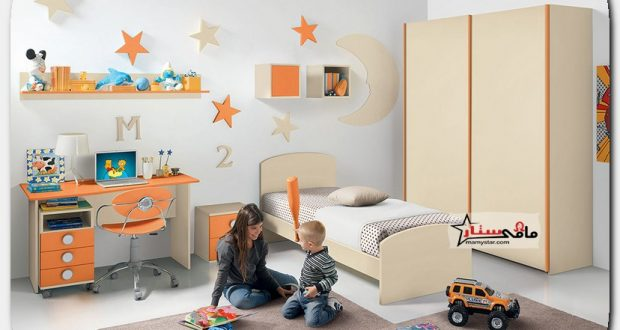غرف نوم اطفال 2020 مامي ستار