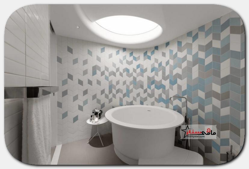 اجمل تصميمات الحمامات 2021