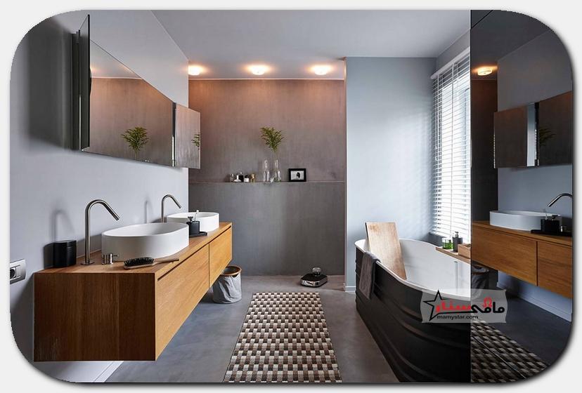 صور حمامات حديثه 2021