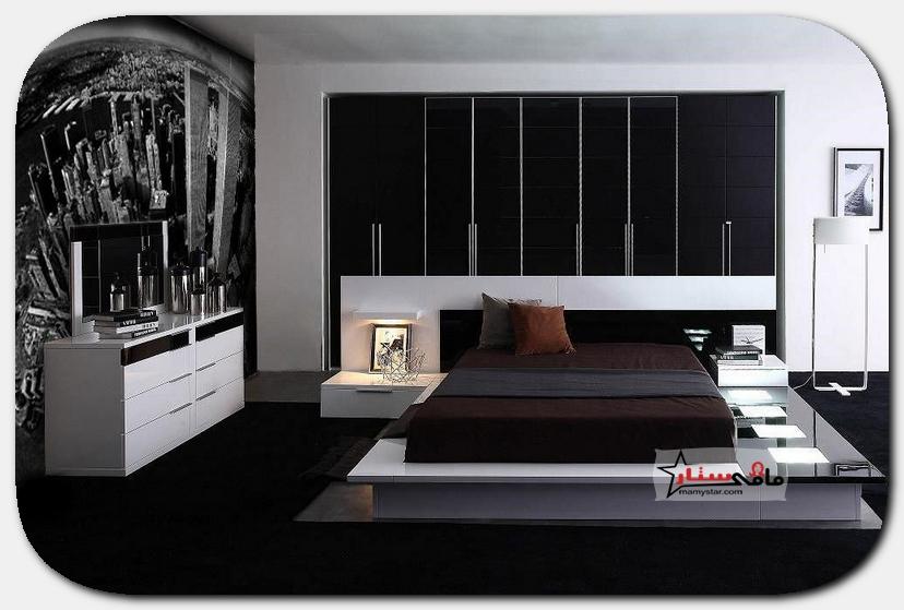 اشيك غرف نوم 2021