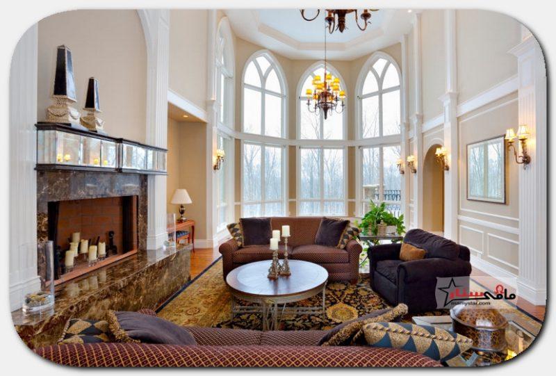 غرف معيشة 2021
