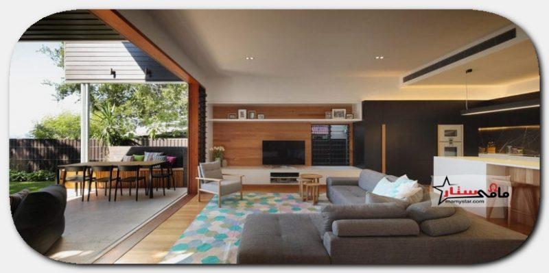 غرف معيشة بسيطة وجميلة 2021
