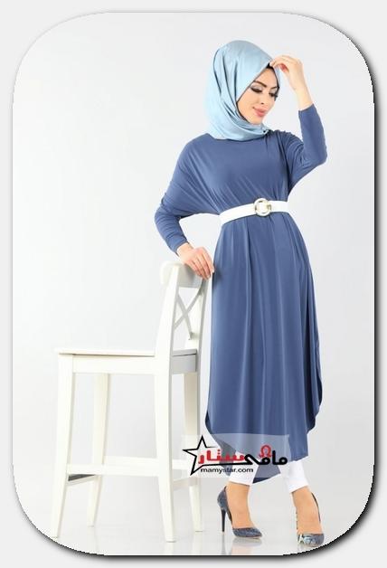 ملابس تركية للمحجبات 2021
