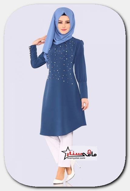 ملابس محجبات تركية 2021