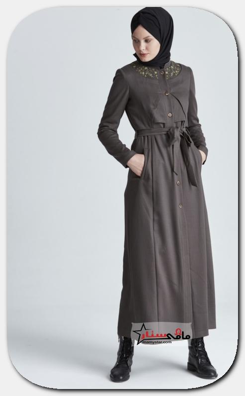 ملابس شتاء 2021 للمحجبات