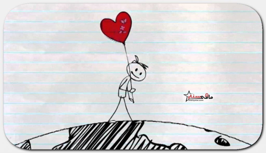 رسائل حب قويه لحبيبتي