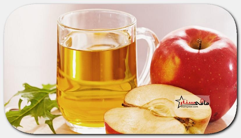 فوائد خل التفاح لعلاج النقرس
