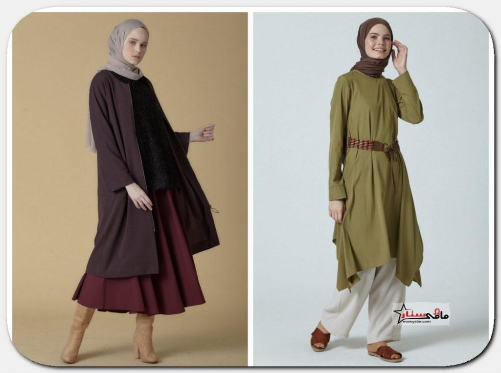 ملابس تركية للمحجبات 2022