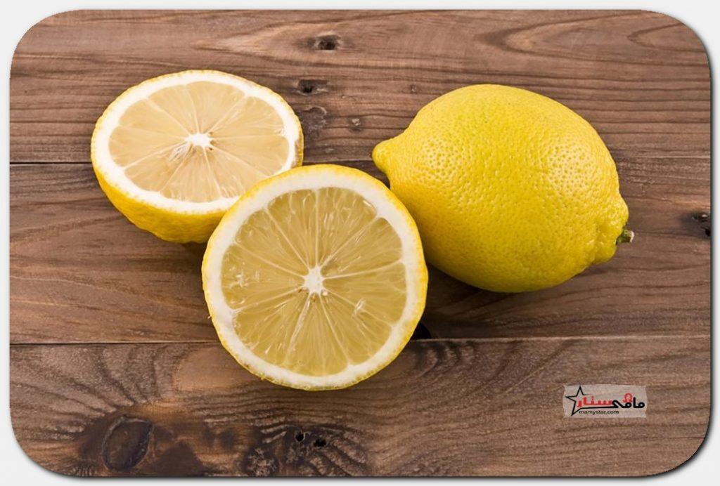 benefits of lemon for acne