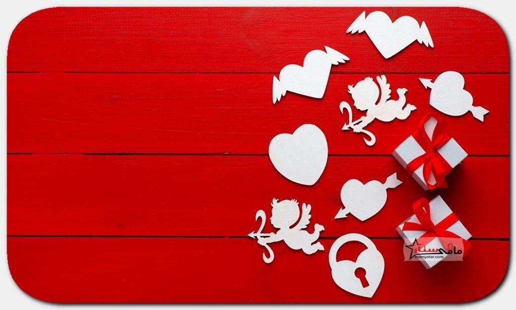 كلام رومانسي لعيد الحب