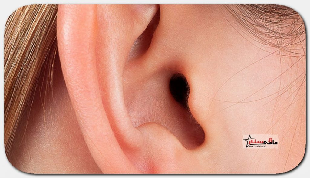 pimple in ear