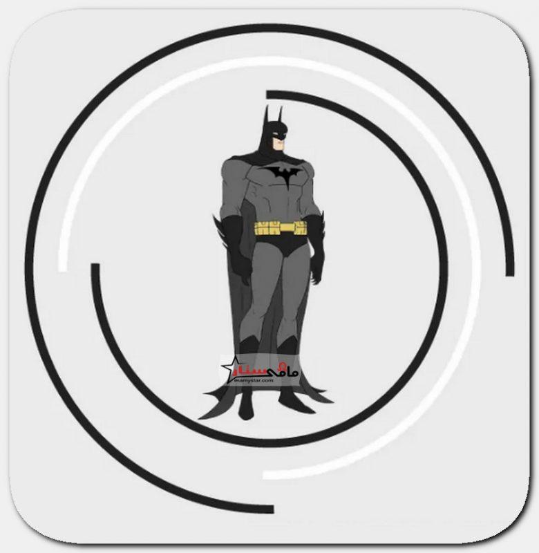 رسم باتمان كامل خطوة بخطوة للمبتدئين