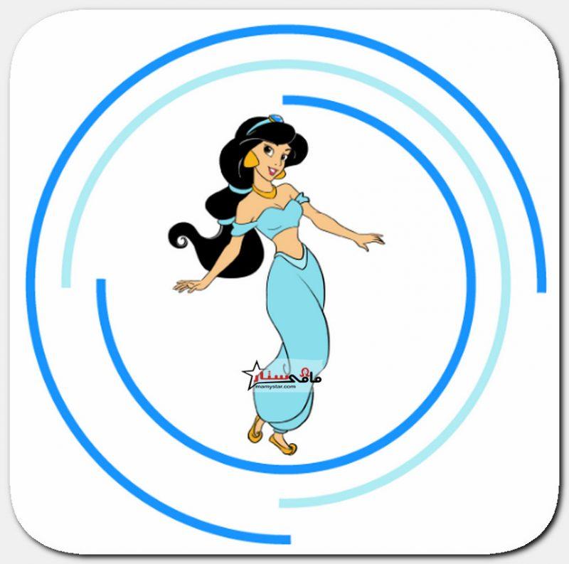 how to draw princess jasmine from disneys aladdin