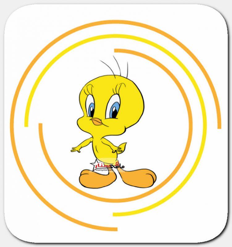 how to draw tweety bird step by step