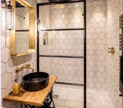 ديكورات حمامات بسيطة 2022