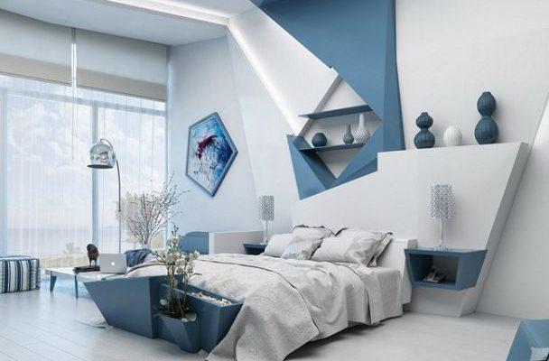 احدث الوان غرف النوم 2022