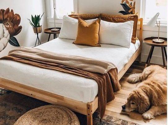 ديكور غرفة نوم صغيرة 2022