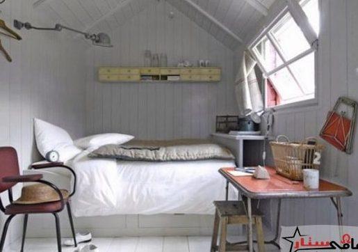 أفكار غرف نوم صغيرة 2022