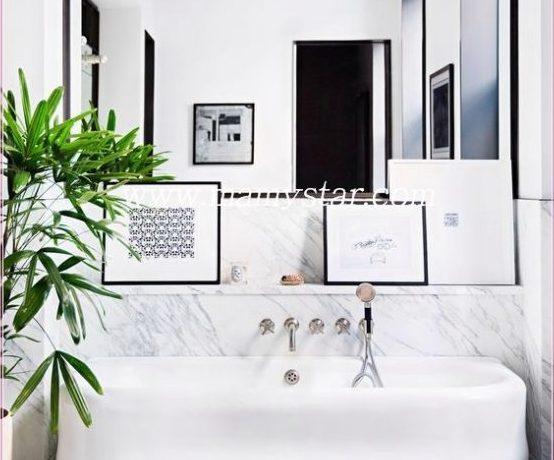 ديكورات حمامات حديثة 2022