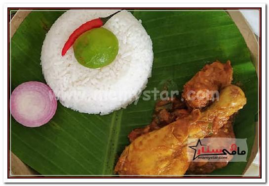 طريقة عمل كوشه الدجاج البنغالية