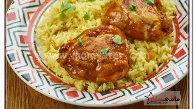 دجاج مقلقل هندي