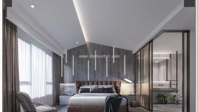 ديكورات غرف النوم الرئيسية 2022