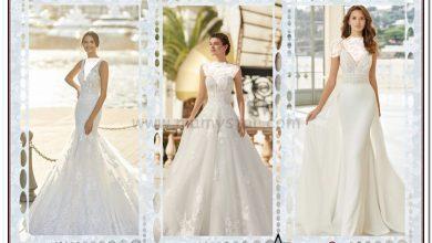 فستان زفاف حورية البحر 2022