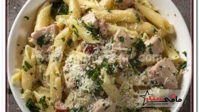 smoked chicken pasta