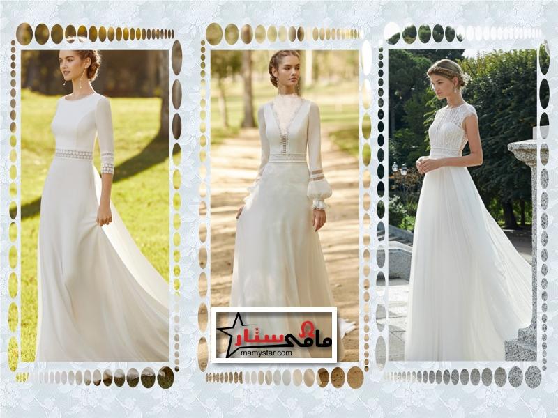 اجمل الصور فساتين زفاف 2022