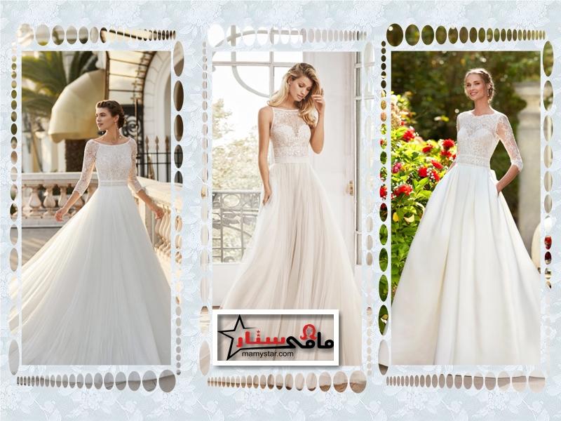صور فساتين زفاف 2022