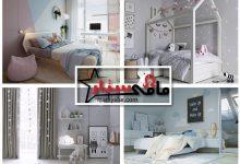 Gray Girls Room ideas